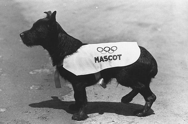 """Smoky, az 1932-es Los Angeles-i olimpia """"véletlen"""", nem hivatalos kabalája"""