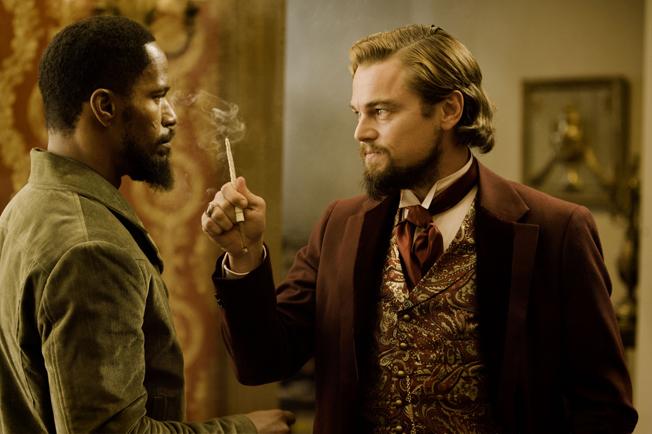 Django elszabadul - Leonardo Dicaprio, Jamie Foxx