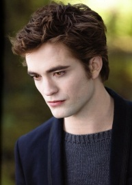 Edward Cullen (Robert Pattinson)