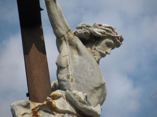 Krisztus (Izabella Carranza fotója)