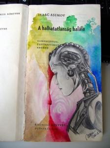 László Maya book-art