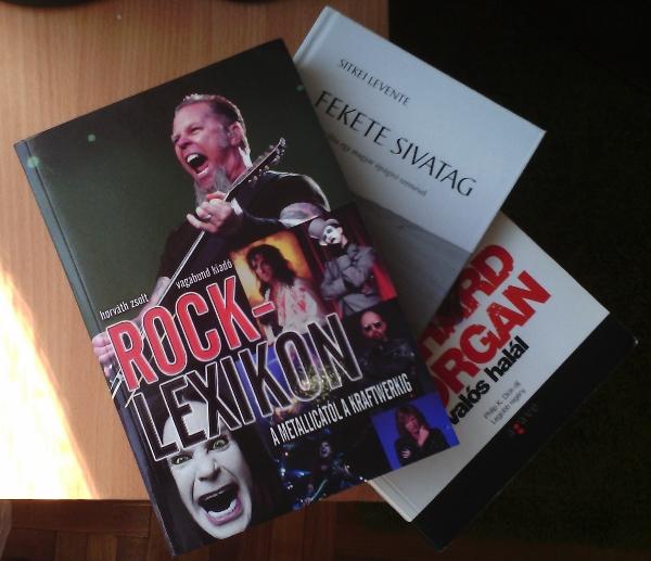 Megnyerhető könyvek a Rukkola nyitott polcáról