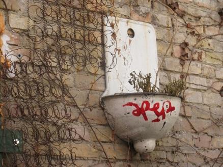 Magyarország = romkocsma (Izabella Carranza fotója