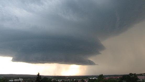 vihar (Izabella Carranza fotója)