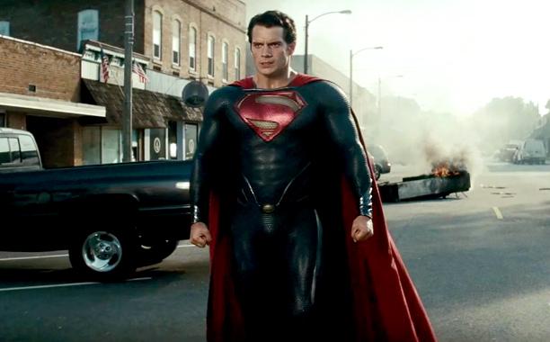 Clark Kent megy