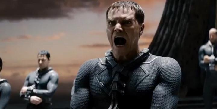 Zod akkor is gonosz, amikor már elfogták