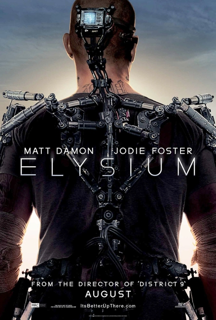Elysium - forrás: http://news.softpedia.com/news/First-Elysium-Trailer-Matt-Damon-Goes-to-the-End-of-the-Earth-344358.shtml
