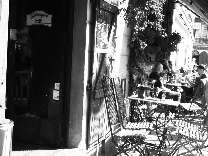 Singer kávéház (Izabella fotója)