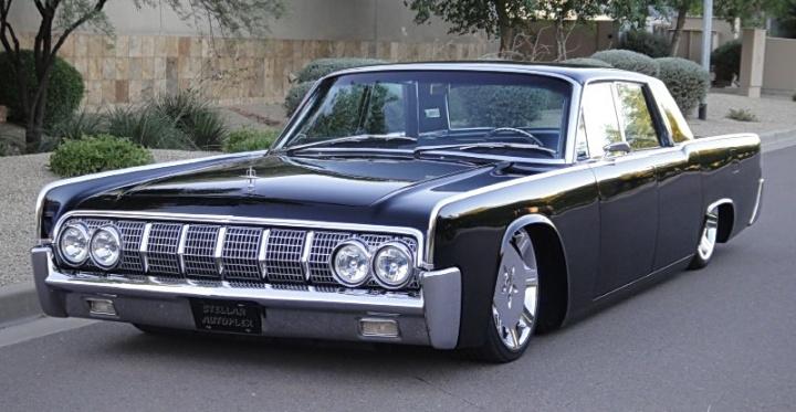Lincoln Continental, 1964