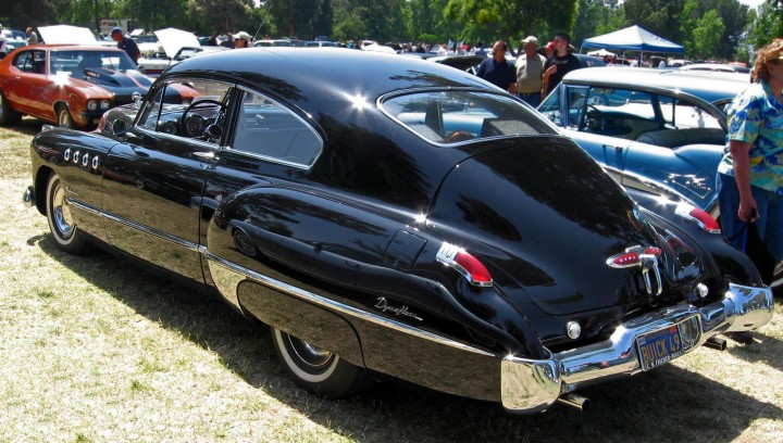 Buick Roadmaster, 1949