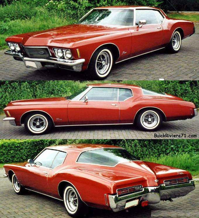 Buick Riviera, 1971