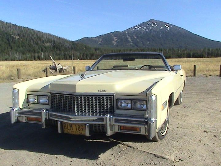 Cadillac Eldorado Convertible 1976