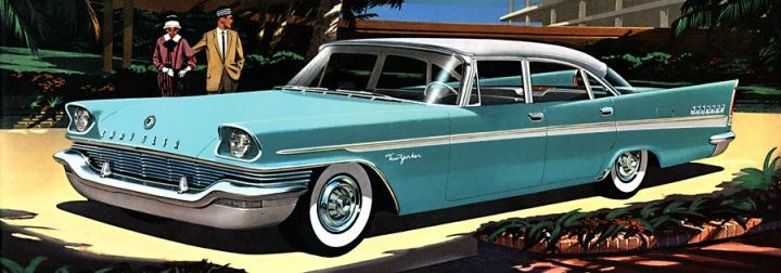 Chrysler New Yorker, 1957