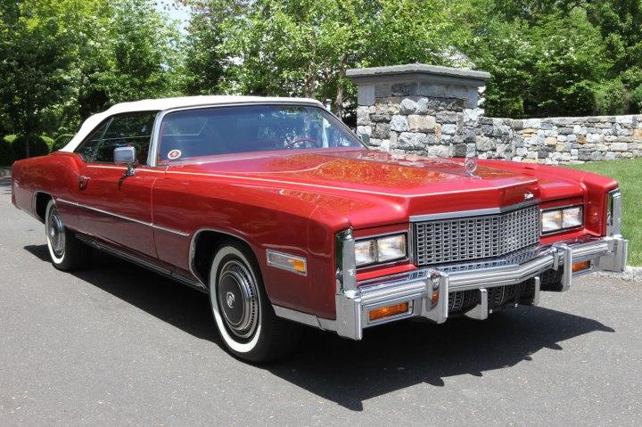 Cadillac Eldorado, 1976