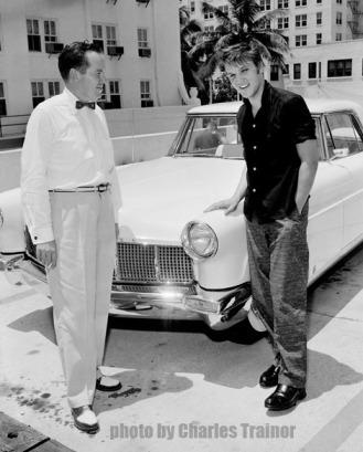 Elvis és az ő Continental Mark II-je