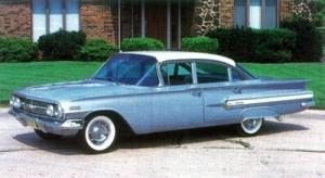 Chevy Impala, 1960