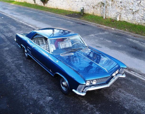 Buick Riviera, 1964