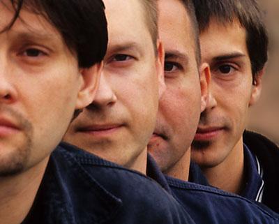 Ismerik egymást - NV 2006: Hricsovinyi, Fenes, Szuhaj Péter és Dombó Szabolcs