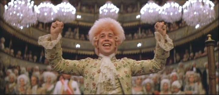 Milos Forman: Amadeus - Tom Hulce