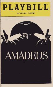 Amadeus színlap 1981-ből - forrás: Wikipedia