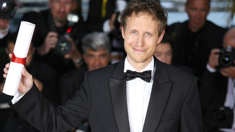 ...aki joggal örül: a Zsűri Nagydíja mellett még három elismerést kapott Cannes-ban a filmje