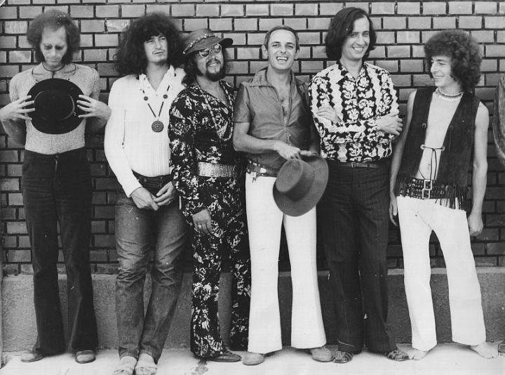 A Bergendy-együttes az 1970-es években