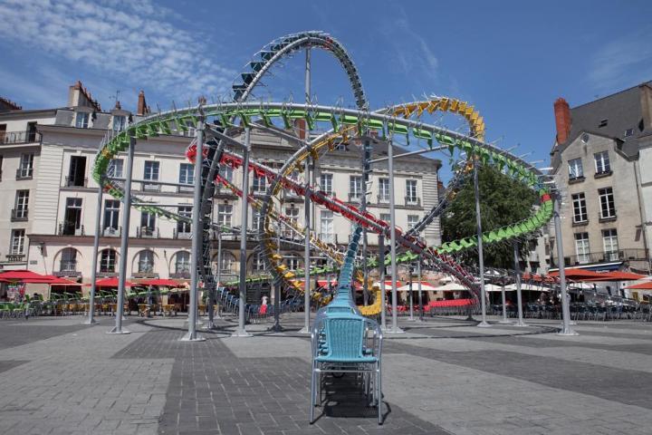 Stellar, Nantes, 2015