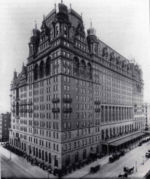 A régi Waldorf-Astoria épülete (forrás: http://nyc-architecture.com )