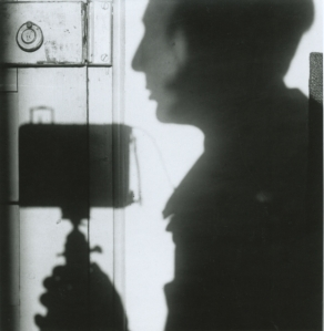 André Kertész: Árnyék - önarckép
