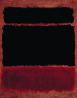 Fekete sötét vörösben