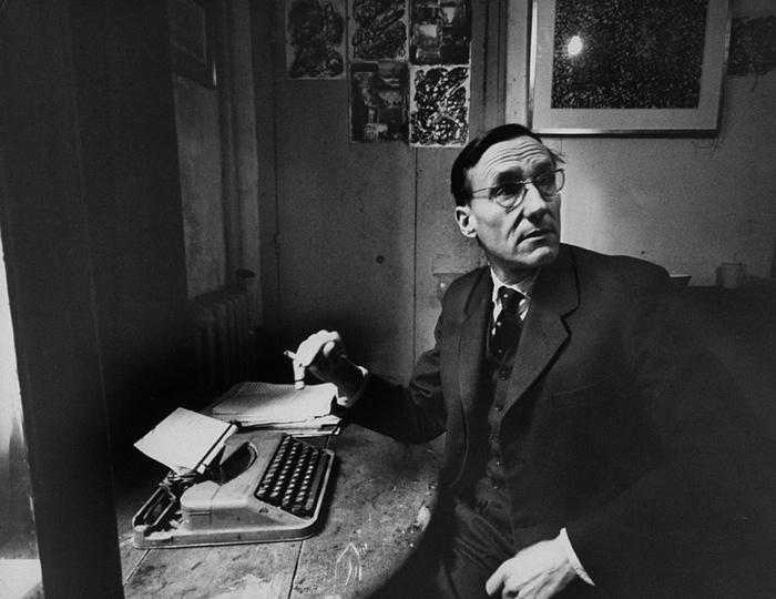 William S. Burroughs (Fotó: Loomis Dean/Time Life Pictures/Getty Images)