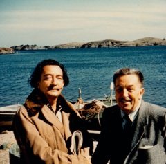 Dalí és Disney 1957-ben