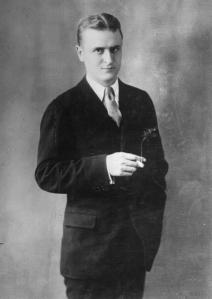 F. Scott Fitzerald, 1925