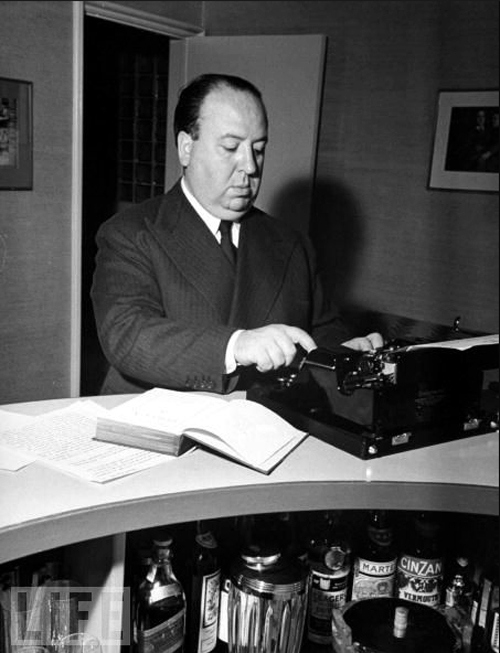 Alfred Hitchcock, 1939