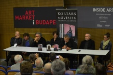 HUNGART könyvbemutató 2015 - Art Market