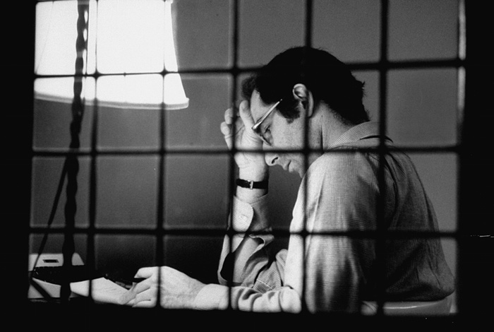 Philip Roth, 1968, Yaddo (Fotó: Bob Peterson//Time Life Pictures/Getty Images)