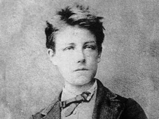Arthur Rimbaud francia költő (kalandor és felfedező) 1854. október 20-án született Charleville-ben. 8Elhunyt Marseille-ben, 1891. november 10-én.)