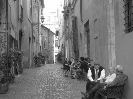 Róma (Fotó: Izabella Carranza)