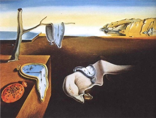 Salvador Dalí: Az emlékezet állandósága