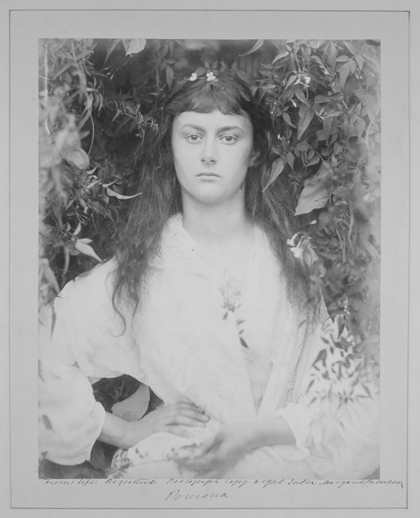 Alice Liddell, 1872. (Julia Margaret Cameron/Royal Photographic Society/Getty Images)
