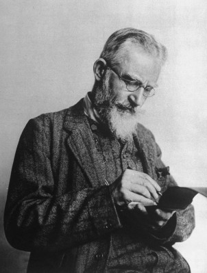 G. B. Shaw, 1914