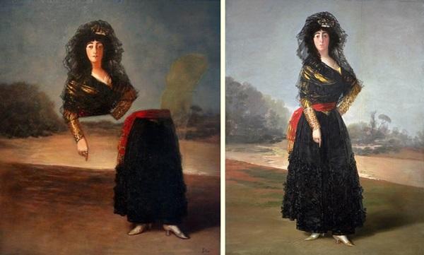 Kirke: Test és Lélek // Goya: Alba hercegnő