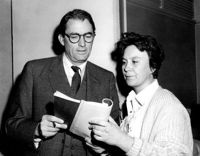 Gregory Peck és Harper Lee olvassák a Ne bántsátok a feketerigót! forgatókönyvét