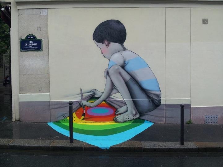Seth, Párizs