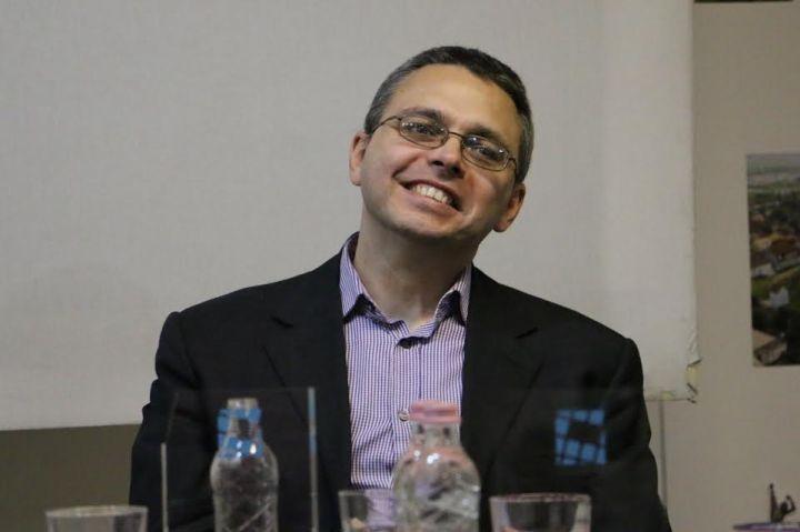 Dragomán György (Fotó: Kiss Eszter)