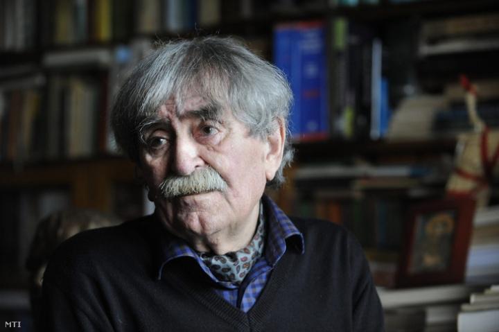 Juhász Ferenc (Fotó: MTI)