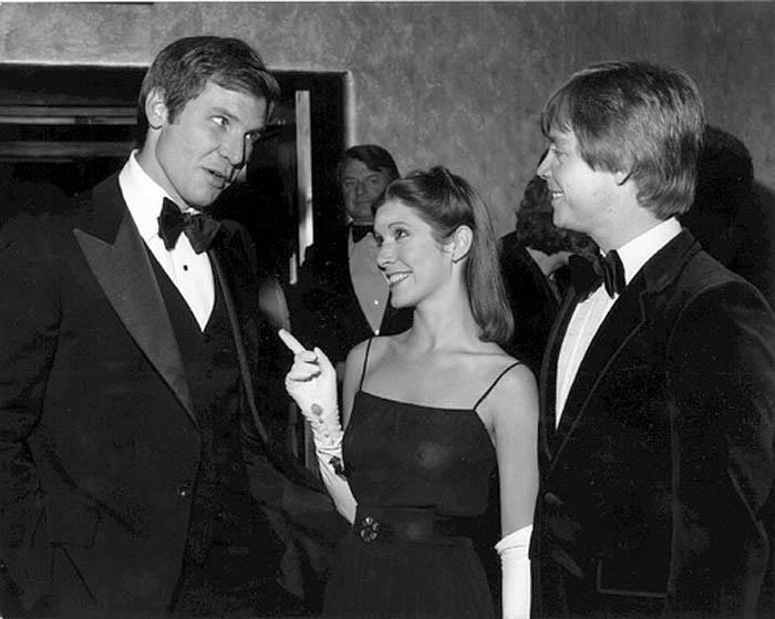 Star Wars premier, 1977