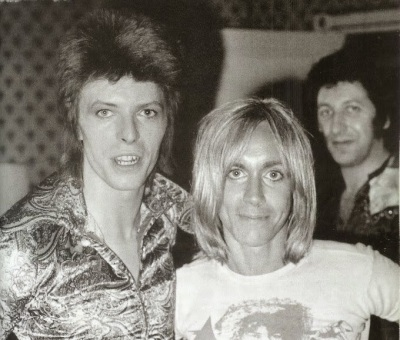 David Bowie & Iggy Pop