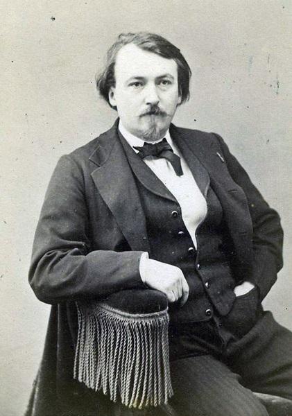 Gustave Doré, francia illusztrátor, festő és szobrász, 1832. január 6-án született.