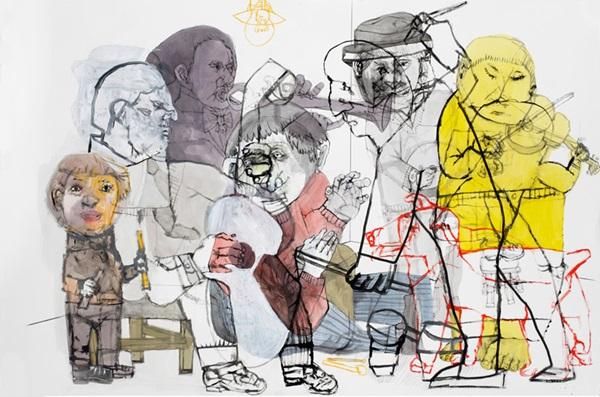 Sergio Moscona: El color de la música (A zene színe)